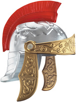 Disguise Plastic Roman Helmet Costume Accesssory