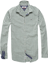 Hilfiger Denim Basic Gingham Shirt