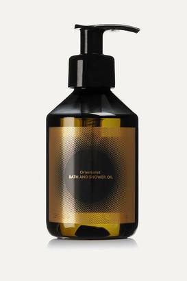 Tom Dixon Orientalist Bath And Shower Oil, 180ml
