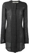Damir Doma 'Soki' shirt - women - Virgin Wool/Silk - XS