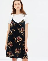 Only Tara Short Sleeve Double Dress