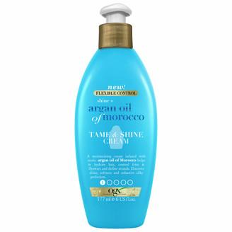 OGX Shine+ Argan Oil of Morocco Tame and Shine Cream 177ml