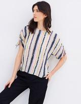 Warehouse Dash Stripe T-shirt