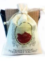 KarmaKamet Traditional Perfume Sachet KarmaKamet Secret World, Asian Perfume Sachet Refill (3 Packs) Vanilla Scent