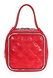 Alexander Wang Women's Halo Quilted Leather Top Handle Bag