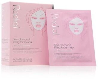 Rodial Pink Diamond Lifting Face Sheet Mask