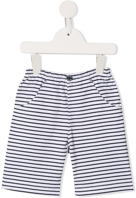 Familiar Striped Shorts
