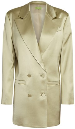 GAUGE81 Cartagena Satin Blazer Dress