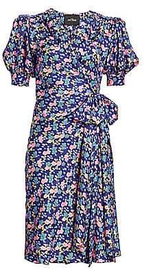 Marc Jacobs Women's The Wrap Dress