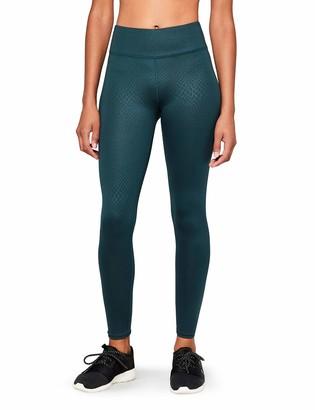 Amazon Brand - AURIQUE Women's Animal Embossed Sports Leggings