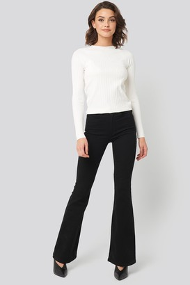 Trendyol High Waist Flare Jeans