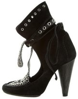 Studded Ankle Boots - ShopStyle