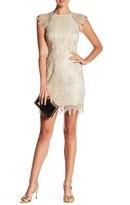 Minuet Leaf Lace Dress