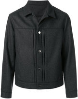 Harmony Paris knitted button jacket