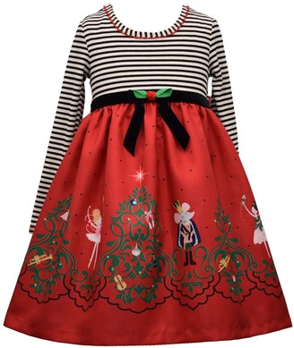 Bonnie Jean Girls 7-16 Nutcracker Dress