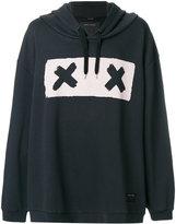 Marc Jacobs printed hoodie