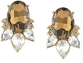 Carolee Stone Stud Earrings
