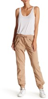 Romeo & Juliet Couture Multi Zip Woven Ankle Pant