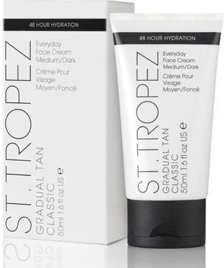St. Tropez Gradual Tan Face Medium/Dark 50Ml