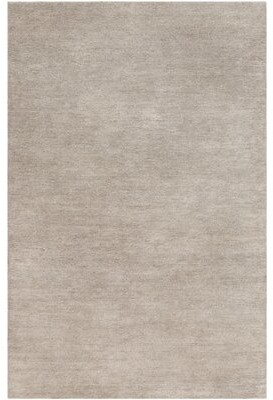 Surya Henniker Hand Knotted Light Brown Rug Rug Size: Rectangle 6' x 9'