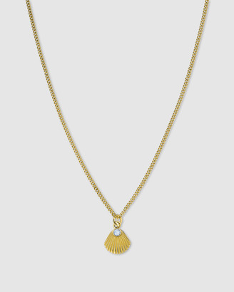ROSEFIELD Sunray Pendant Necklace