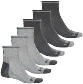 Head Sport Socks - 6-Pack, Quarter Crew (For Men)