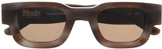 Thierry Lasry x Rhude Rhevision 649 sunglasses