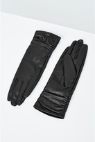 Louche Long Leather Gloves