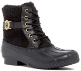 Tommy Hilfiger Roscoe Faux Fur Cuffed Boot