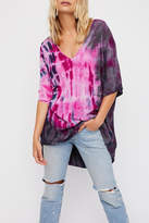 Free People Tie Dye Tunic Top