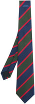 Gucci Regimental stripes tie