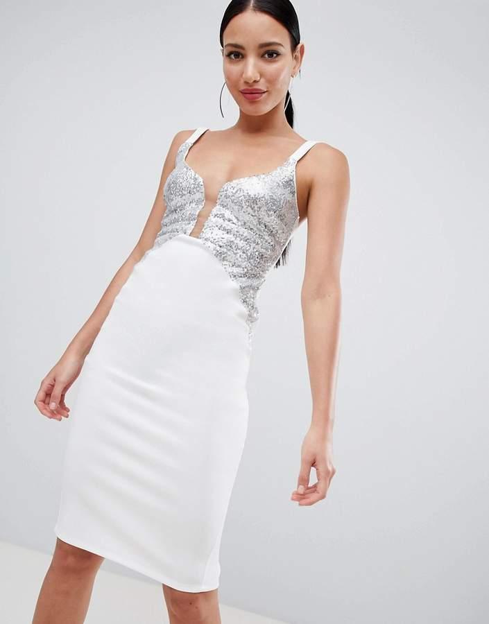 eac99ac283 Asos Scuba Dresses - ShopStyle