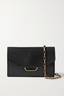 Isabel Marant Kyloe Leather Shoulder Bag