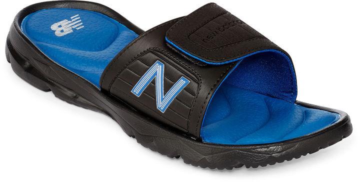 New Balance NV Mens Slide-On Sandals