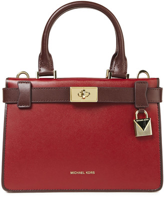 MICHAEL Michael Kors Two-tone Leather Tote