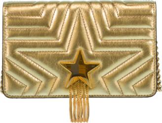 Stella McCartney Stella Star Flap Shoulder Bag