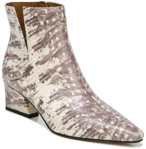 Franco Sarto Sandria Booties Women's Shoes
