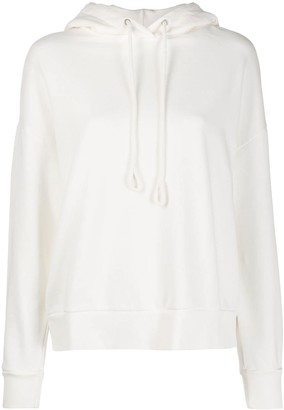 Closed Logo-Print Relaxed-Fit Hoodie