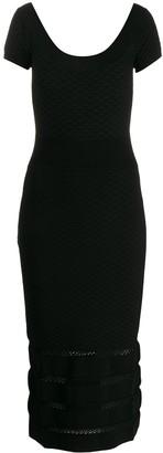 Temperley London Kasha knit dress