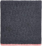 Clarissa Hulse Dusk Knitted Throw