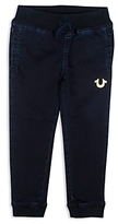 True Religion Boys' French Terry Sweatpants - Little Kid
