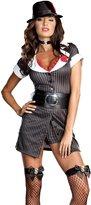 Dreamgirl Women's Mobster Boss Dress