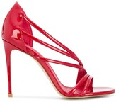 Le Silla Scarlet 120mm sandals