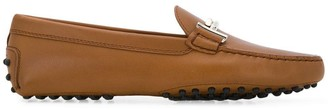 Tod's Flat Loafers