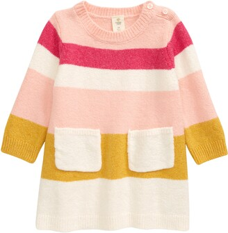 Tucker + Tate Colorblock Sweater Dress