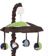 Sweet Jojo Designs Designer Dot Musical Crib Mobile
