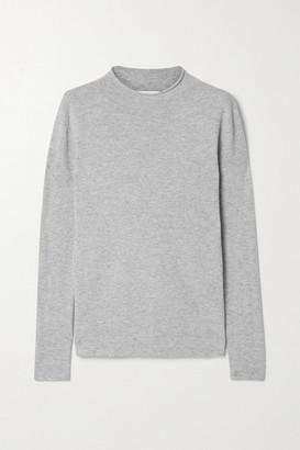 Arch4 Devon Cashmere Sweater - Light gray