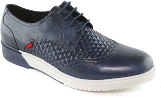 Marc Joseph New York Bridge Street Woven Sneaker