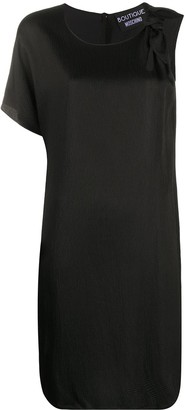 Boutique Moschino Asymmetric Jersey Dress