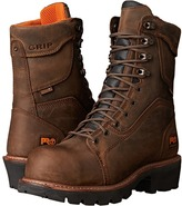 Timberland 9 Composite Safety Toe Waterproof Insulated Logger Men's Work Boots
